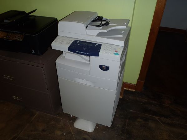 Xerox Workcentre M20i BW Laser Printer Scanner Copier Fax - $200 (Central, LA)