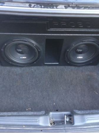 10 subs for sale - $250 (Kenner)
