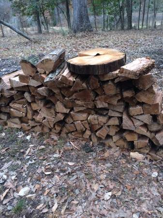 Firewood -Cured Split Red Oak - x0024100 (Comite Hills,Central )