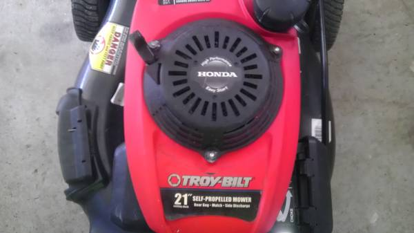 Honda 21 in gas push mower | eSpotted
