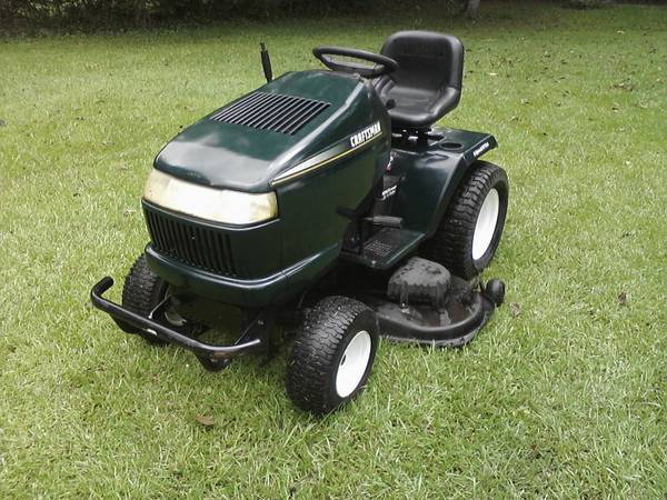 Sears Garden And Riding Lawn Tractor - $1200 (Baker)