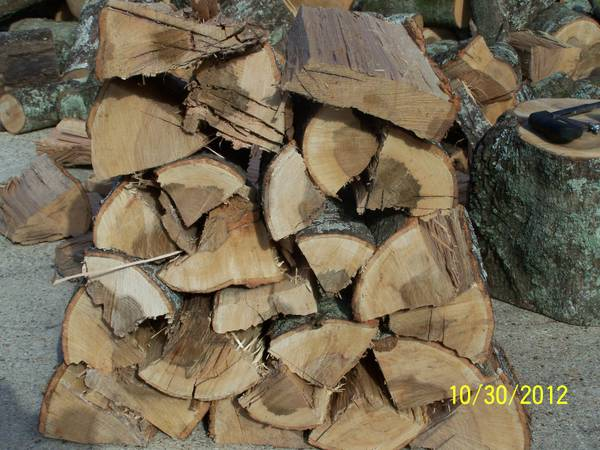Firewood Bundles - $20 (Free Delivery)
