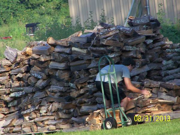 Firewood - $20 (Free Delivery)