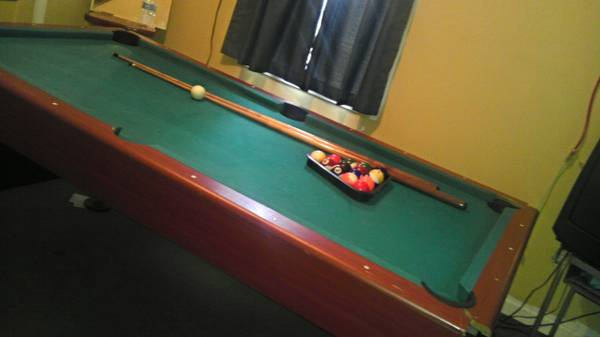 SportCraft Pool table - $185 (Baton Rouge )