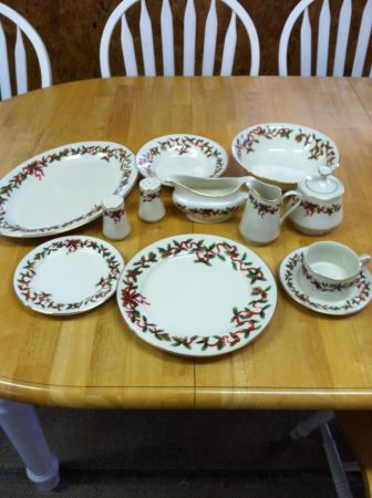 Retroneu porcelain china - $125 (paulina, la.)