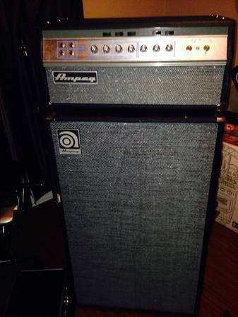 Ampeg grill cloth for sale