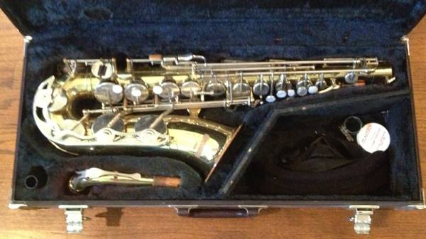 Alto Saxophone Yamaha Great Used Condition - $225 (Lafayette, LA)