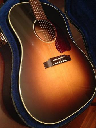 Gibson J-45 FOR SALE - $2000 (Lakeland)