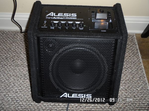 Alesis DM6 Electric Drum Kit - $400 (Baton Rouge 70816)