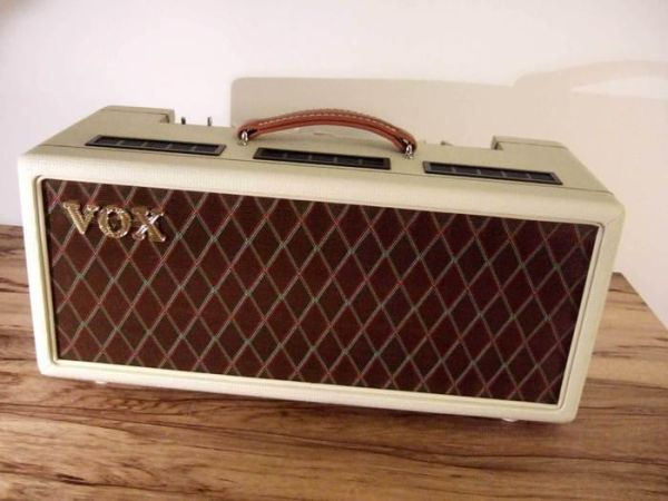 Vox AC30 HandWired Head wFlight Case - FSFTOBO - $1000 (Gonzales)