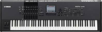 Motif XF6 61 Key Music Production Synthesizer