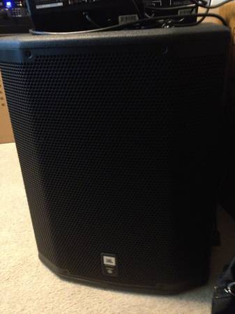 JBL PRX618s Powered Sub - $825 (Denham Springs)
