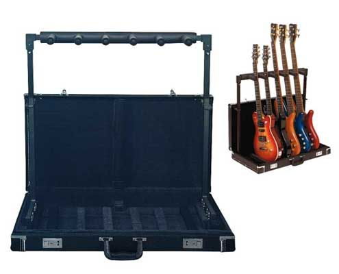 RockStand for 5 Guitars by Warwick - $75 (South Baton Rouge)