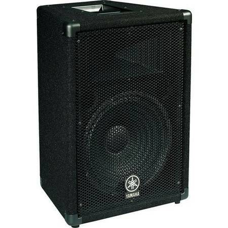 Yamaha BR 12 Stage Speakers with stands - $400 (Breaux Bridge)