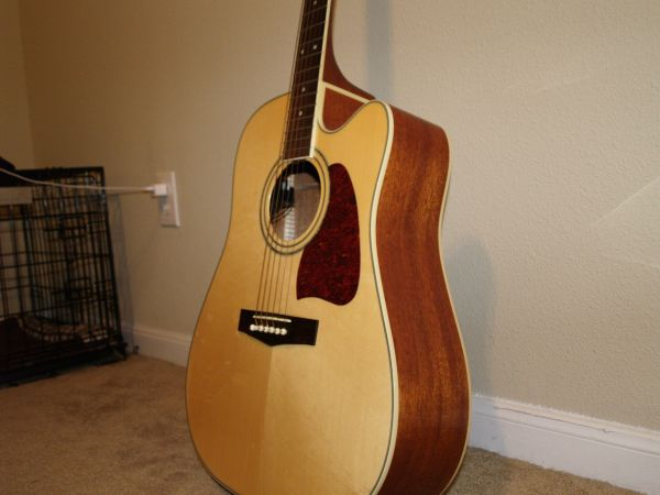 Ibanez Acoustic-Electric AW100CE GREAT CONDITION - $450 (Bluebonnet, Baton Rouge)