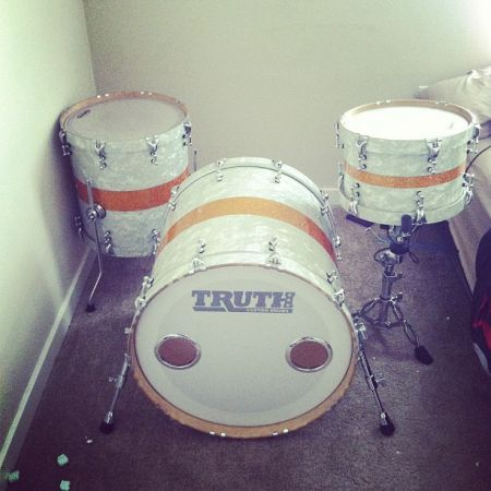 Truth Custom Drums - $2500 (Baton Rouge)