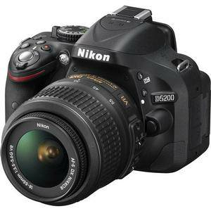 Nikon D5200 with 18-55mm lens (Refurbished) - $600 (1320 Alabama Street, Baker, La. 70714)