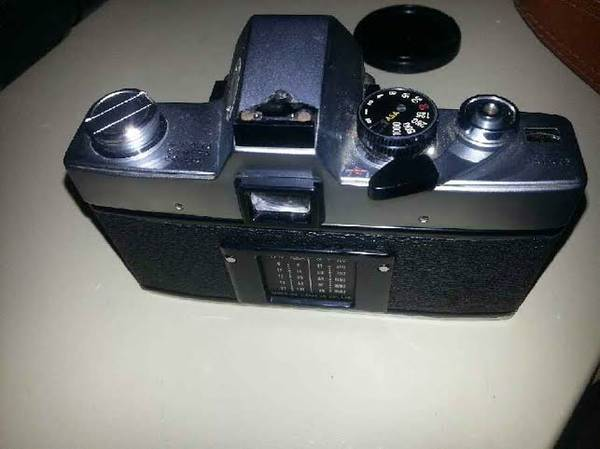 Antique Minolta Camera and Teloscopic Lens  -   x0024 105  baton rouge