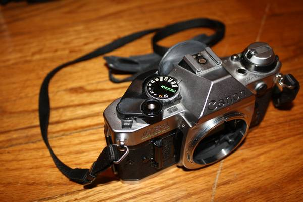 Canon AE-1 Program with Accessories - $350 (baton rouge)