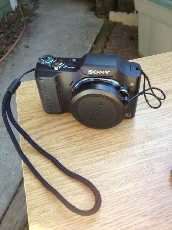 SONY CYBERSHOT DSC-H20 DIGITAL CAMERA - $225 (Baton Rouge)