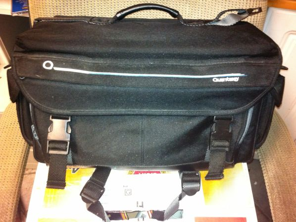 Large Quantaray Camera Bag - $19 (D.S.)