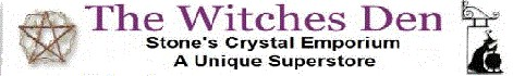 the Witches Den - Metaphysical and more store
