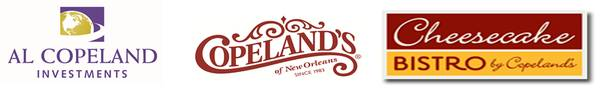 Cheesecake Bistro by Copelands - Now Hiring FOH positions (Baton Rouge, LA)