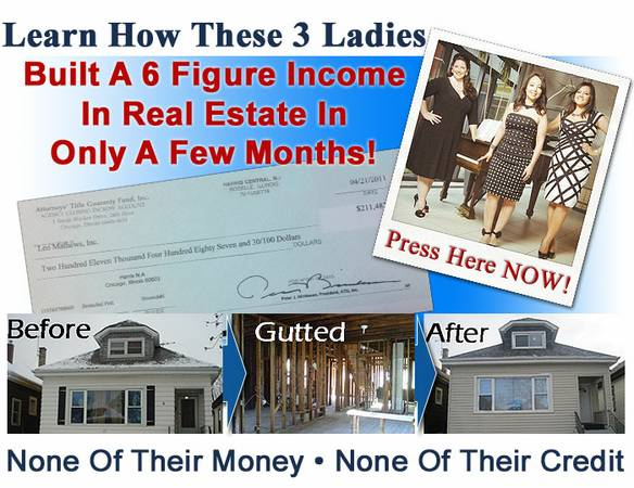 7 15-7 29  Real Estate Investing -- Learn While You Earn   Baton Rouge