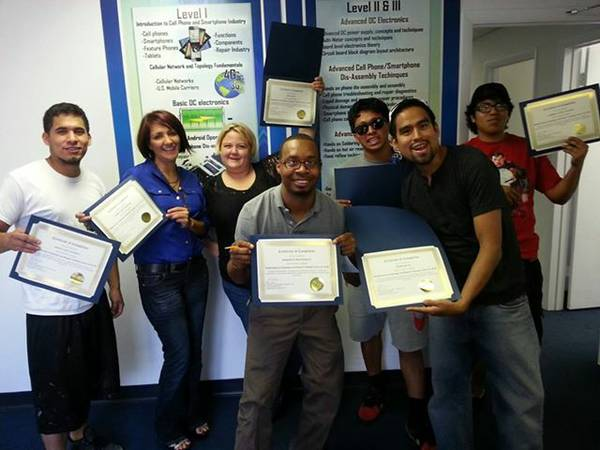 7 22-8 5  Cell Phone Repair Training Classes Make Up To  100 Hour  Ft  Lauderdale Fl