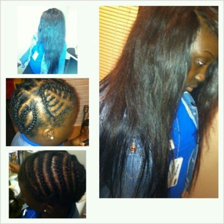 Sew ins and Quick weaves (Zachary, Clinton, Slaughter)