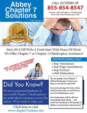 Need Bankruptcy Petition Prepared - Affordable - Professional -  199   baton rouge