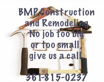 Handyman  remodeling  new construction and more  Free estimates Affordable