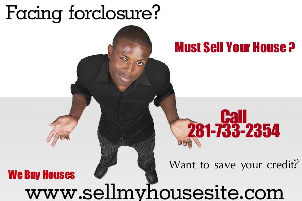 About to be foreclosed on Let us Help