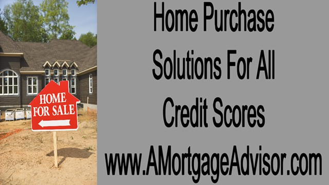 Having Trouble Getting a Home Loan We Can Help - Home Loans Available for All Credit Ratings