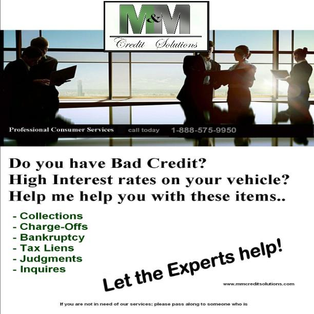 Your credit  your future