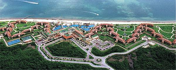 ALL INCLUSIVE CANCUN-PALACE RESORTS MOON PLACE  8DAYS 7NIGHTS  CANCUN