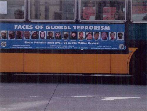 FBI Pulls  Faces of Global Terrorism  Ad Because It Features Too Many   Go figure The FBI is doing Obamas work