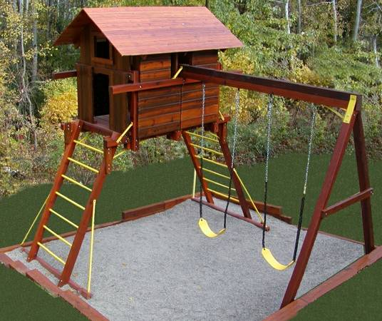 Swing Set Manufacturing Business Opportunity  Beaumont