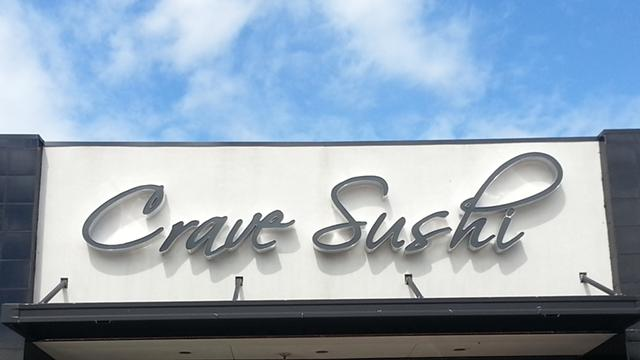 Crave Sushi - Houstons BEST Sushi Happy Hour