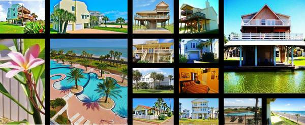 Beachfront Condo Rentals (Galveston)