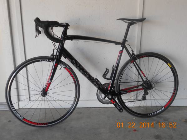 2012 Specialized Allez Evo Road Bike 58cm and 2011 Specialized Roubaix -   x0024 1000  Lumberton