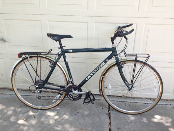 Cannondale H500 Touring Bike--price reduced - $475 (Magnolia)