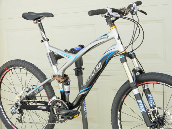 Specialized Stumpjumper FSR, MTB 21 Inch Extra Large Size Low miles. - $1249 (Webster, TX)