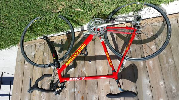 Cannondale CAAD 4 - $600 (Nederland)