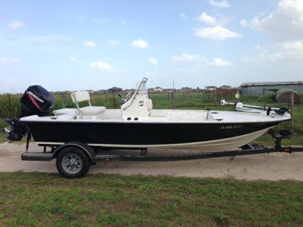 2007 Mako 181 Bay Boat - $12500 (Newton, Texas )