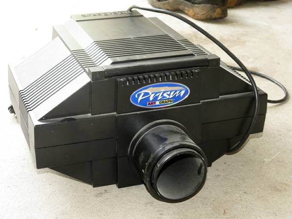 ARTOGRAPH Prism projector for sale  South East Houston