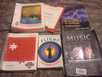 Lamar University Freshman Books and Music Appreciation  -   x0024 100  Nederland