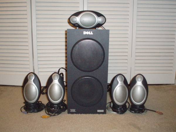 Altec Lansing ADA995 Speakers - $100 (United States)