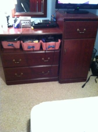 DresserChanging Table Combo - $175 (Sour Lake)