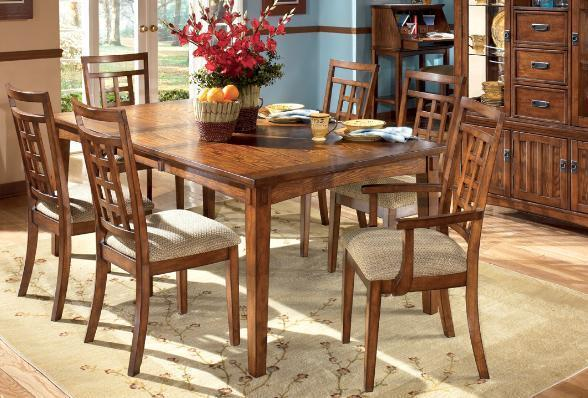 pc cross island dining set furniture beaumont classified